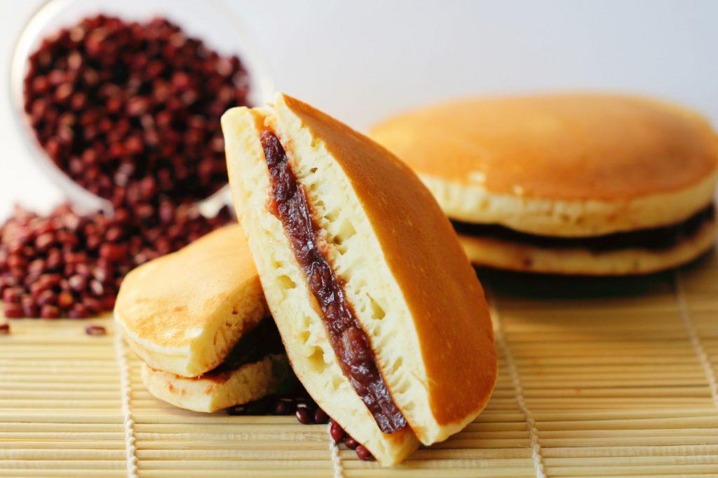 Dorayaki mit Anko