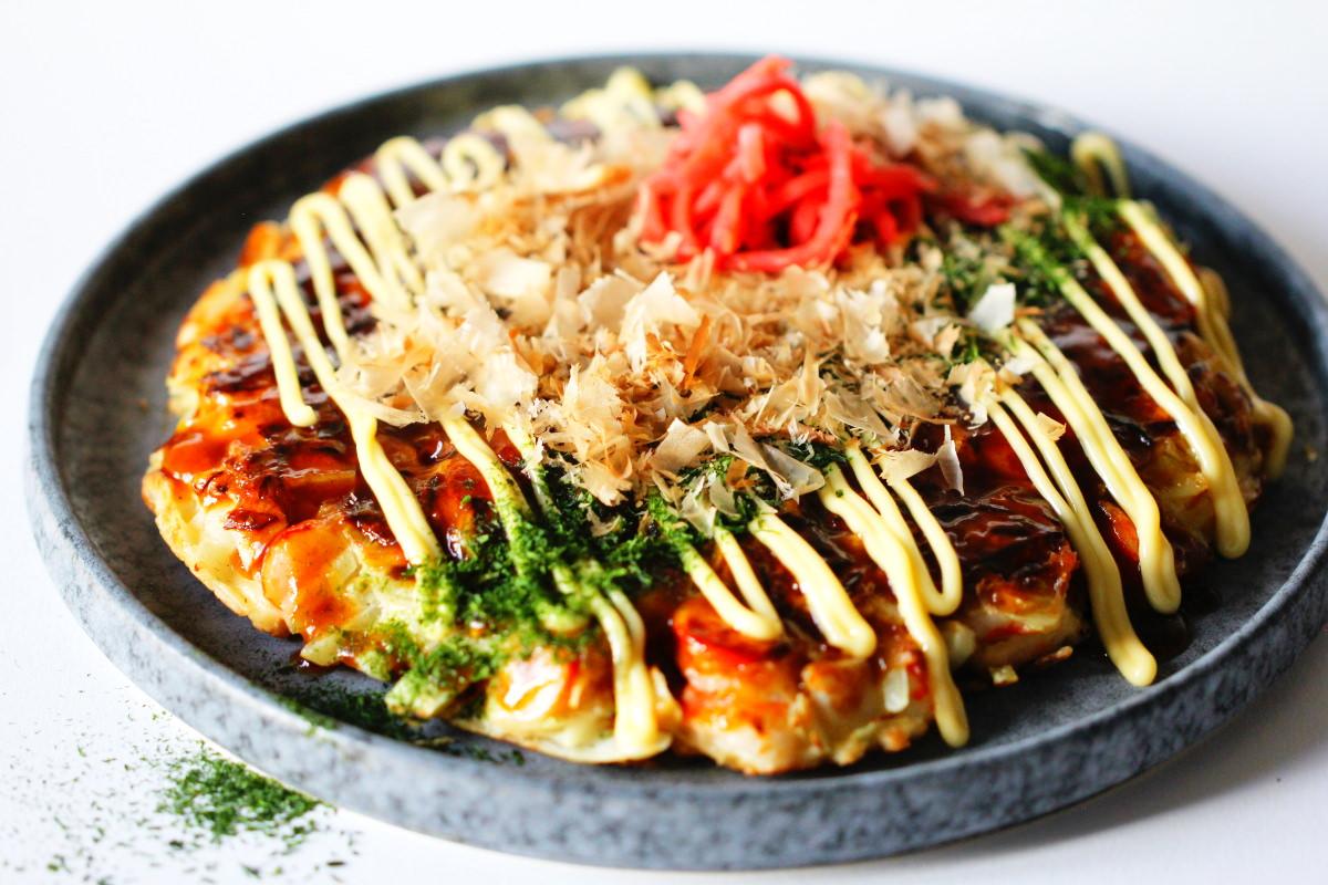 Grundrezept Okonomiyaki Rezeptbild