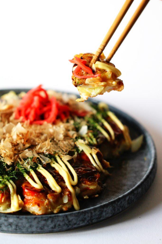 Grundrezept Okonomiyaki Titelbild