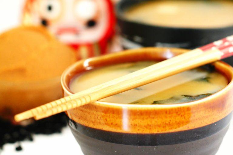 Miso-Suppe Titelbild