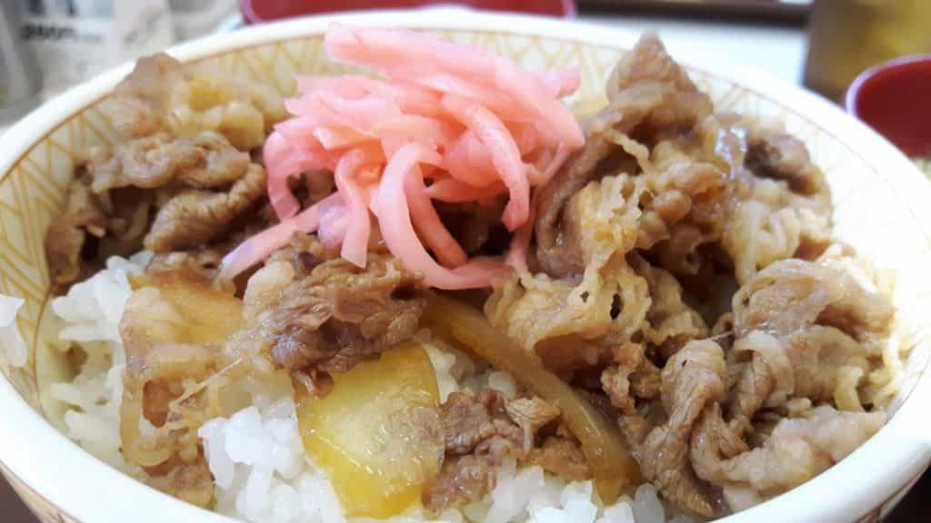 Donburi – Gyudon ist ein wirklicher Klassiker ist Japan
