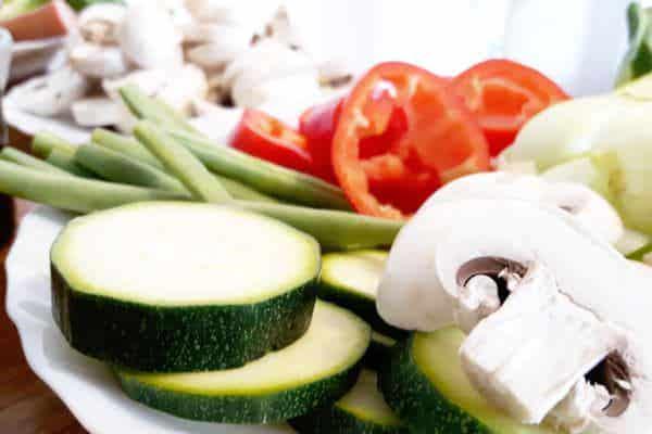 Gegrilltes Gemüse vom Teppan – für Anfänger