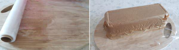 Kasutera Schritt 9 Kuchen stürzen