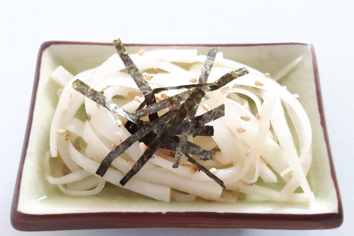 Titelbild_Japanischer Rettichsalat