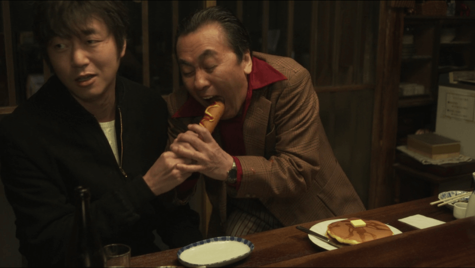 Bildausschnitt aus Midnight Diner - Tokyo Stories #2 Corn Dogs.