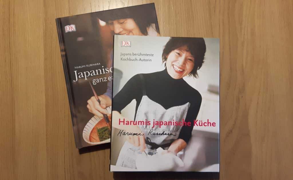 Japanische Küche: Ein Muss in jeder japanischen Küche, denn Harumi Kurihara ist weltweit bekannt und beliebt.