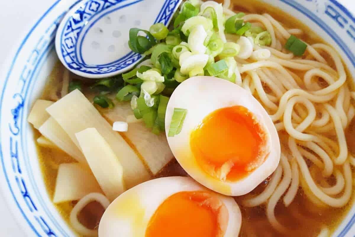 Vegetarische Shoyu Ramen