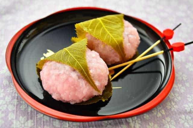 Sakura Daifuku.