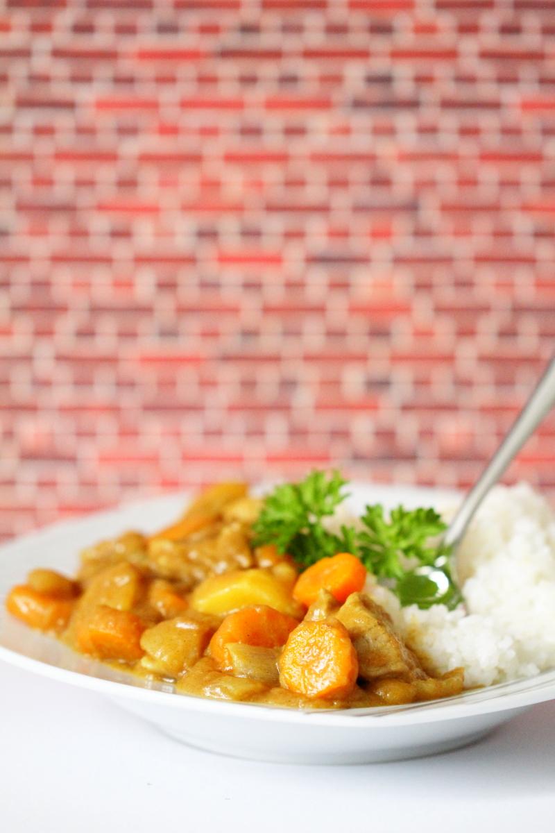 Japanisches Curry klassisch