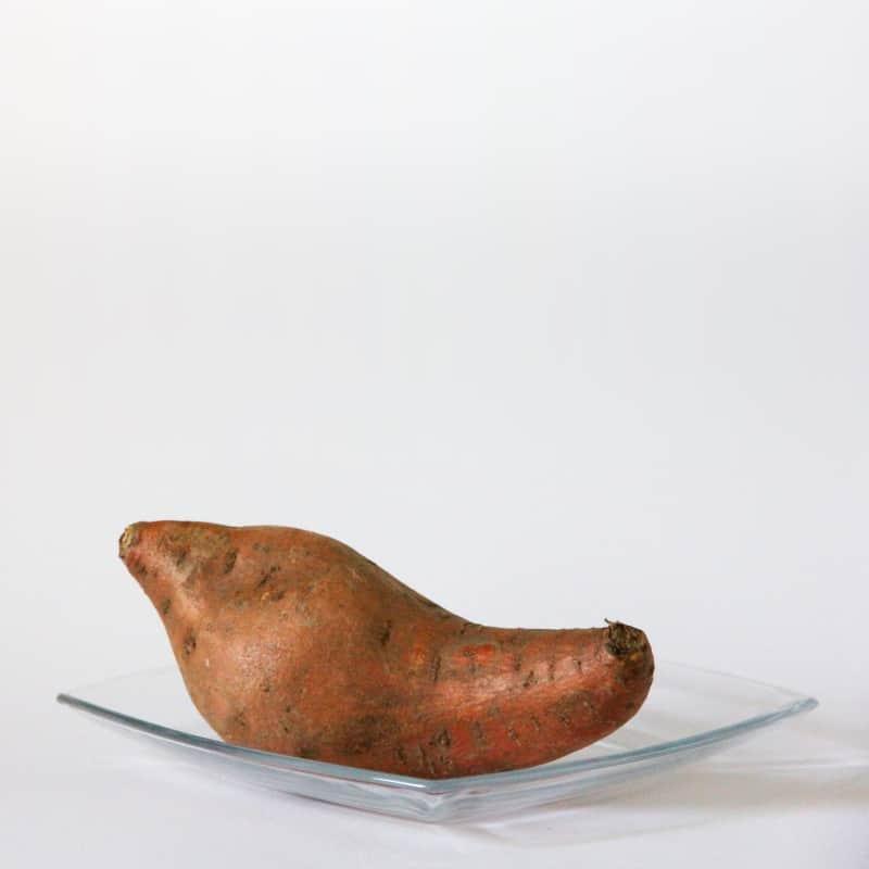 Süßkartoffel Tempura