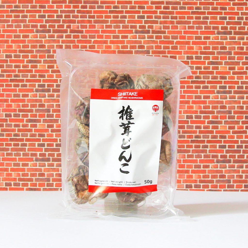 Shiitake Daruma