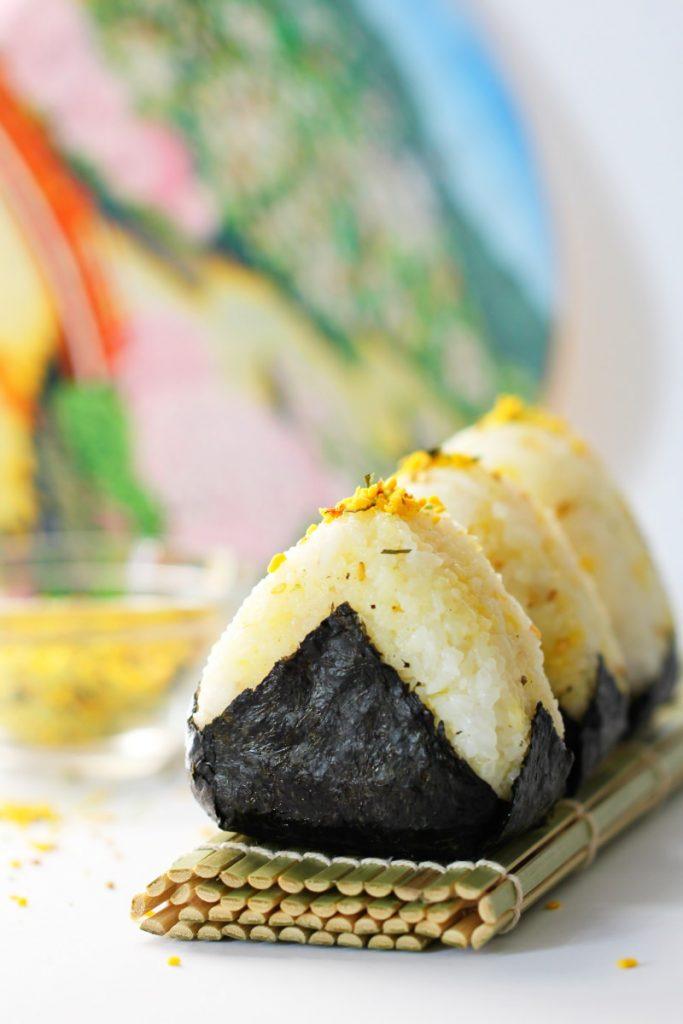 Onigiri mit Furikake Titelbild1