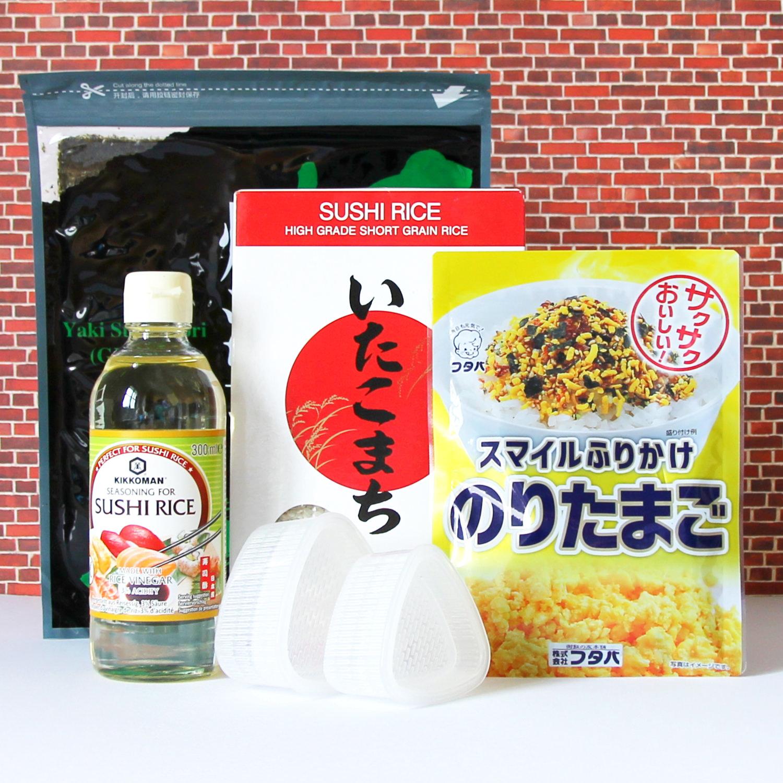 Kochset Onigiri Tamago