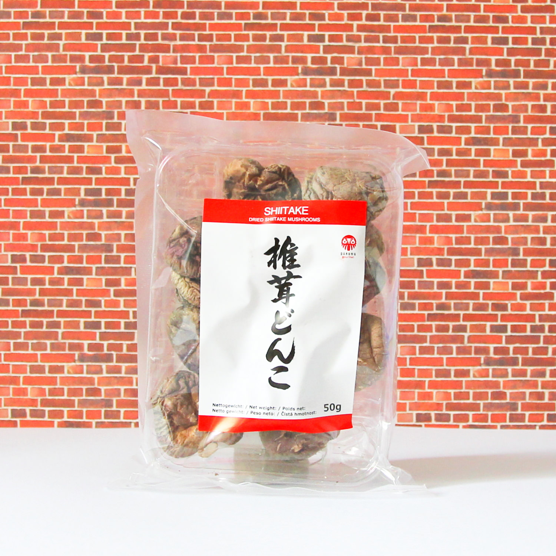 Shiitake von Daruma.
