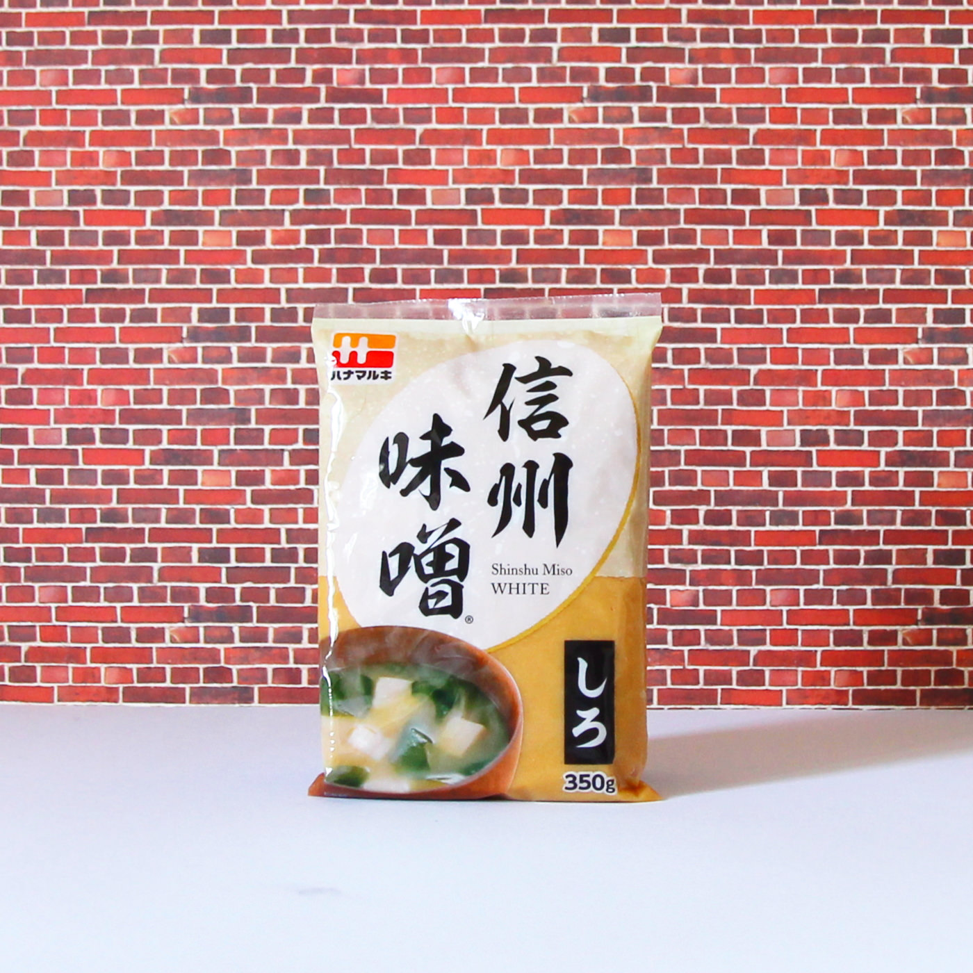 Miso-Paste von Hanamaruki.