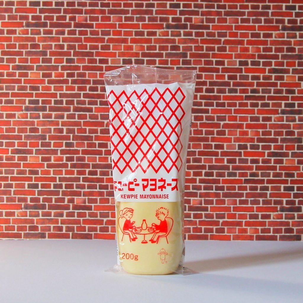 Japanische Mayonnaise von Kewpie.