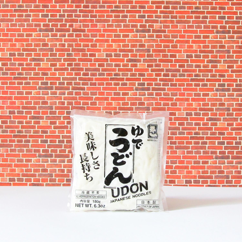 Udon Nudeln (vorgekocht) von Miyakoichi.
