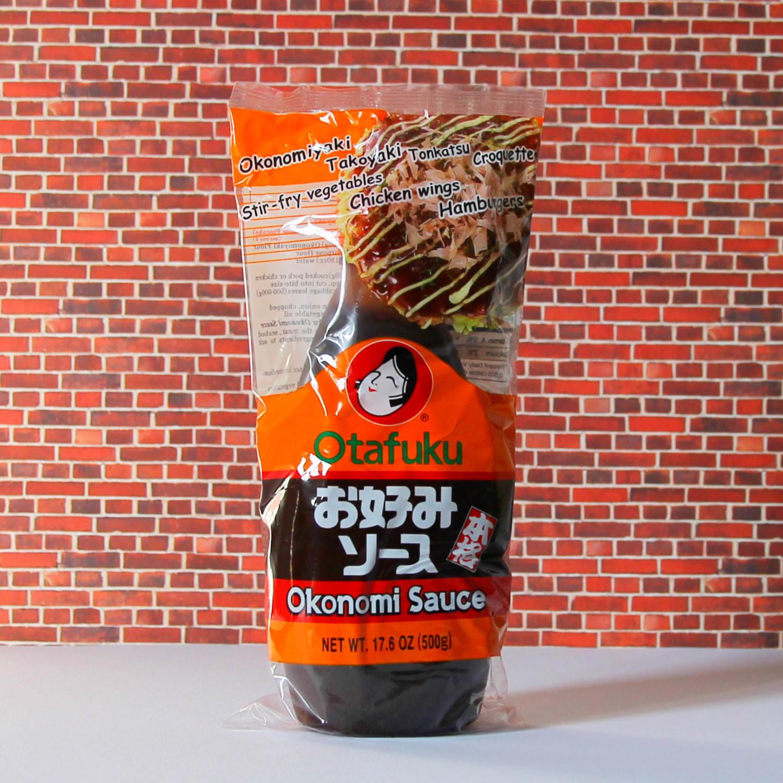 Okonomi Sauce von Otafuku.