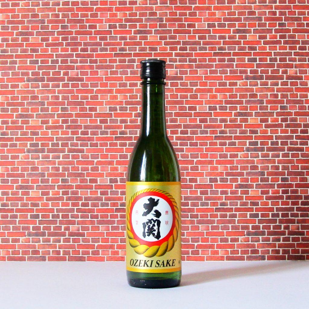 Junmai Sake (Nihonshu) von Ozeki.