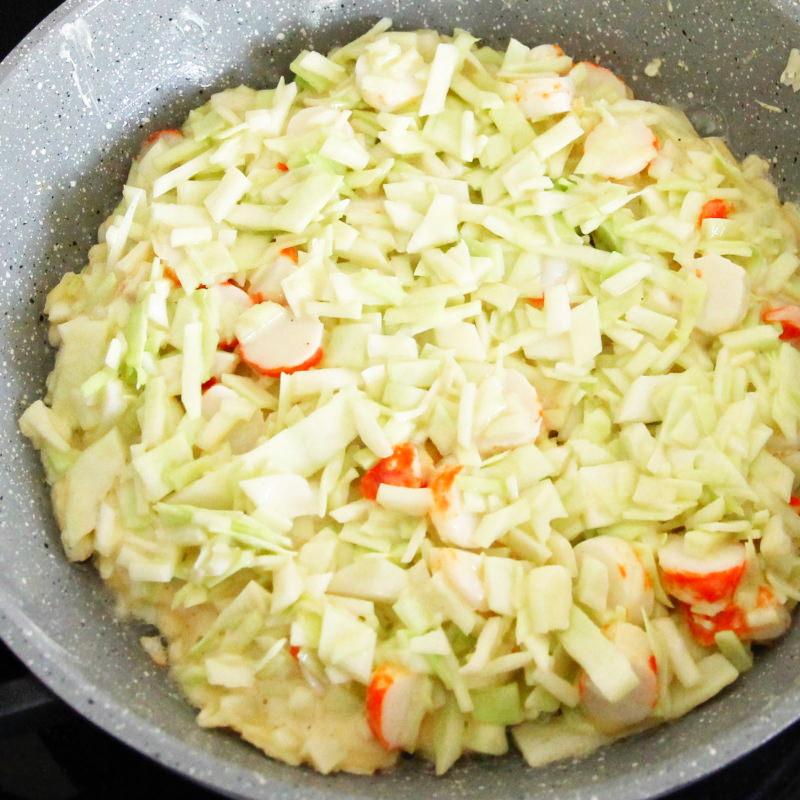 Okonomiyaki braten