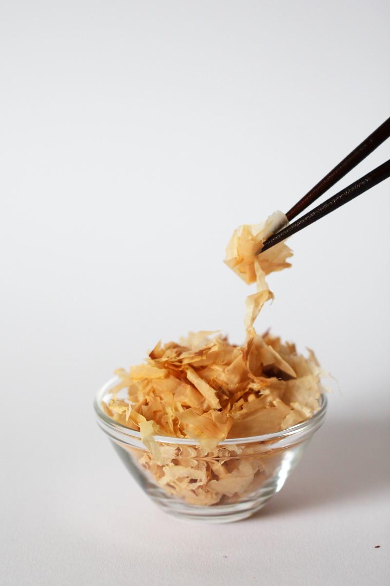 Topping für Okonomiyaki Katsuobushi