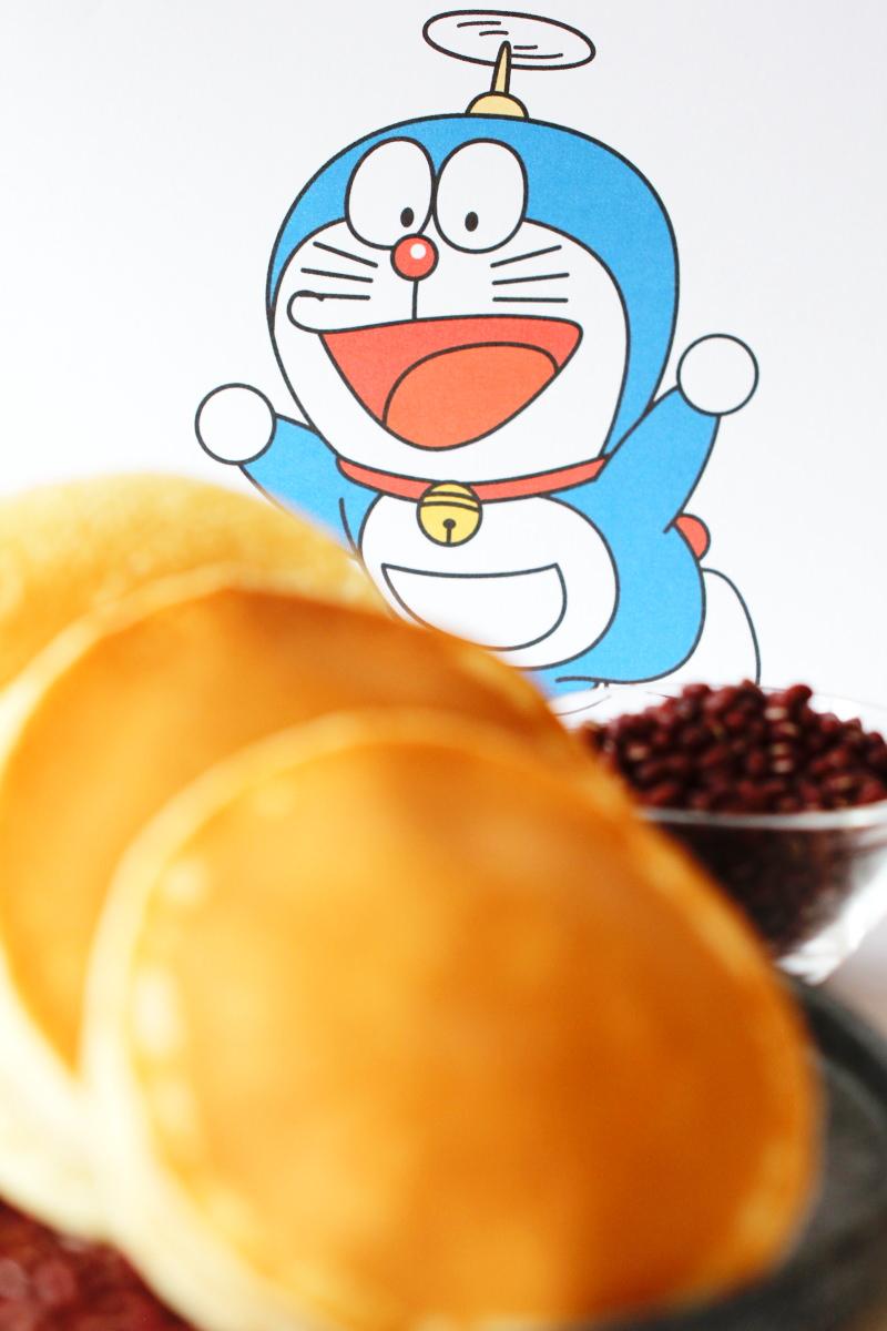 Dorayaki mit Doraemon