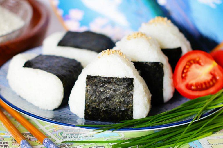 Onigiri mit Lachs Titelbild