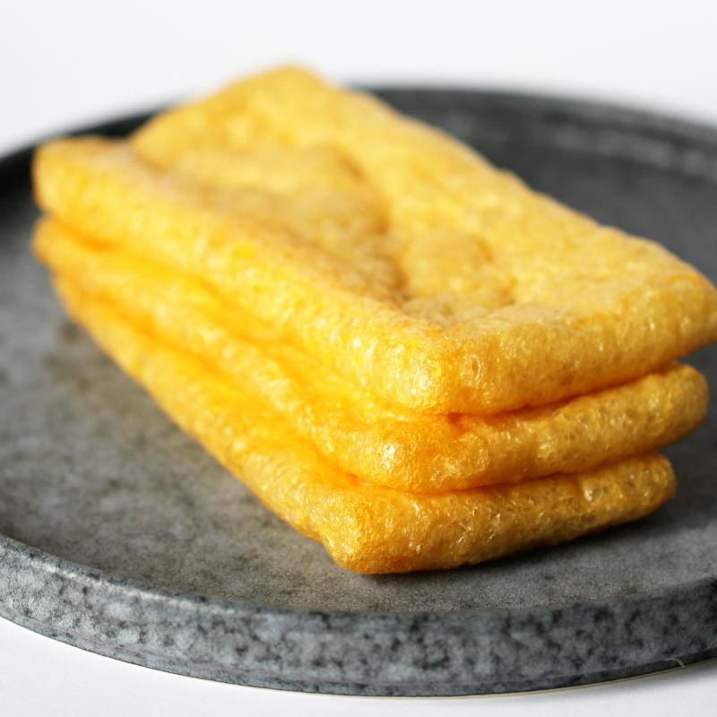 Aburaage frittierter Tofu