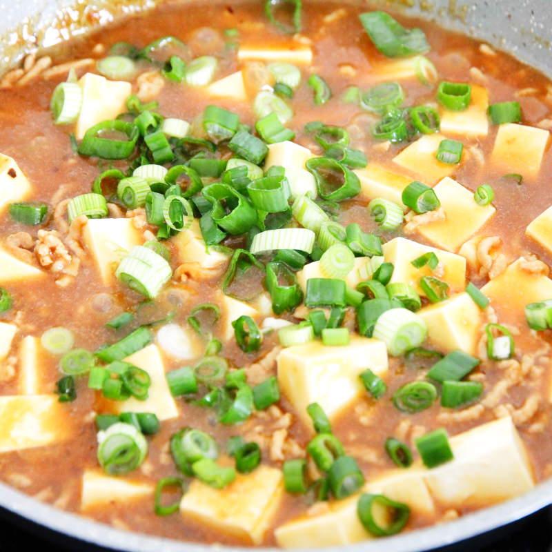 Kochen mit Tofu - Mapo Tofu