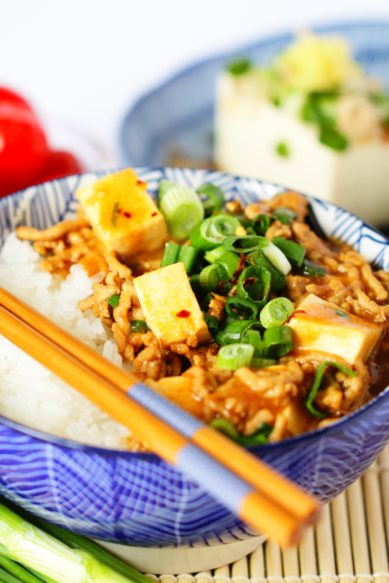 Mapo Tofu Rezeptbild