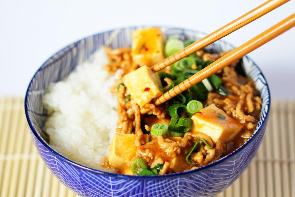 Mapo Tofu Titelbild