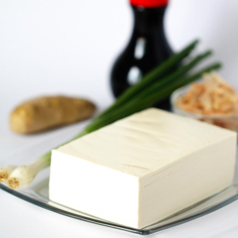 Mit Tofu kochen