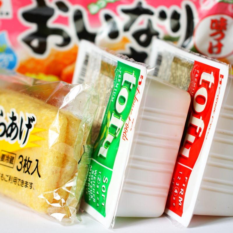 Tofu Varianten