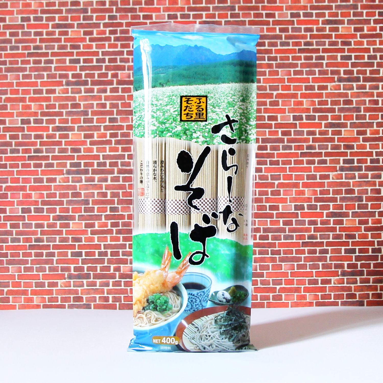 Soba Nudeln aus Japan