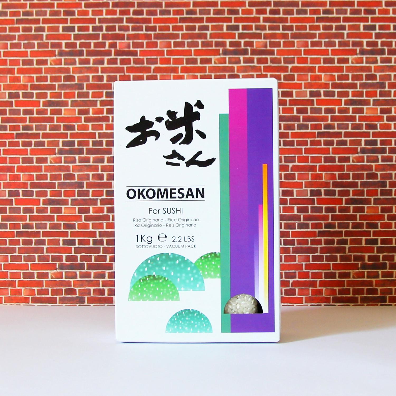 Reis von Okomesan.