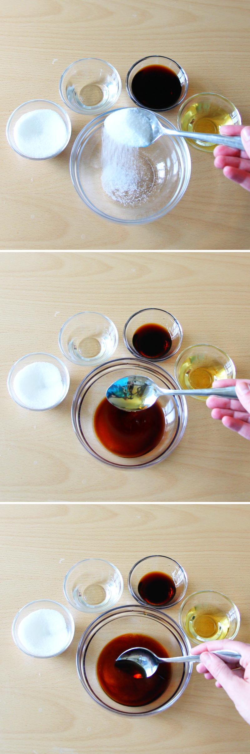 Teriyaki Lachs Schritt 2 Sauce zubereiten