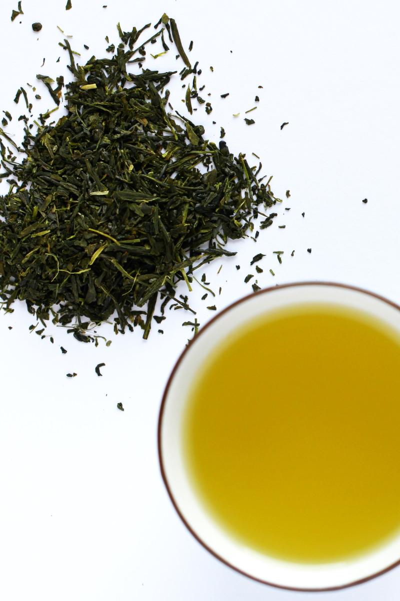Japanischer Tee Bancha