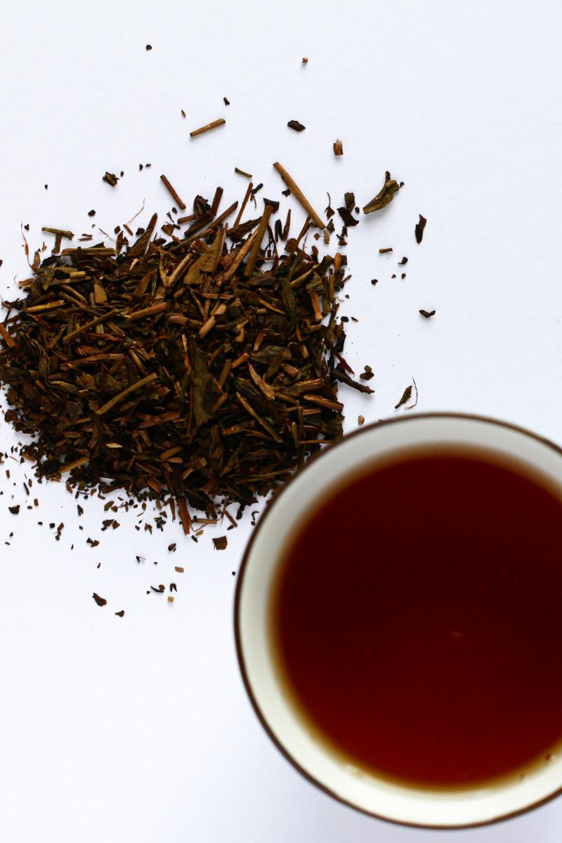 Japanischer Tee Hojicha