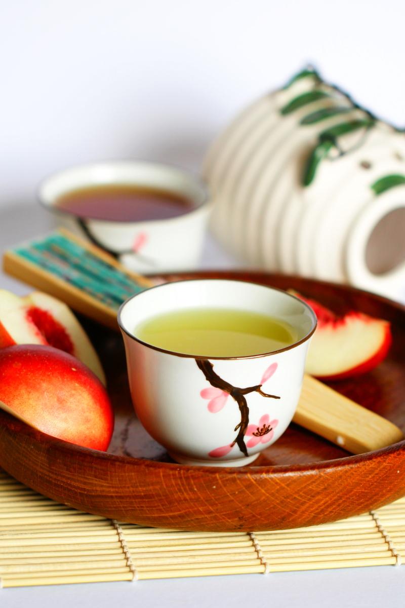 Japanischer Tee Rezept Rezeptbild