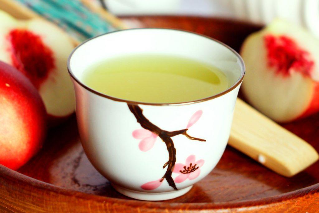 Japanischer Tee Rezept Titelbild
