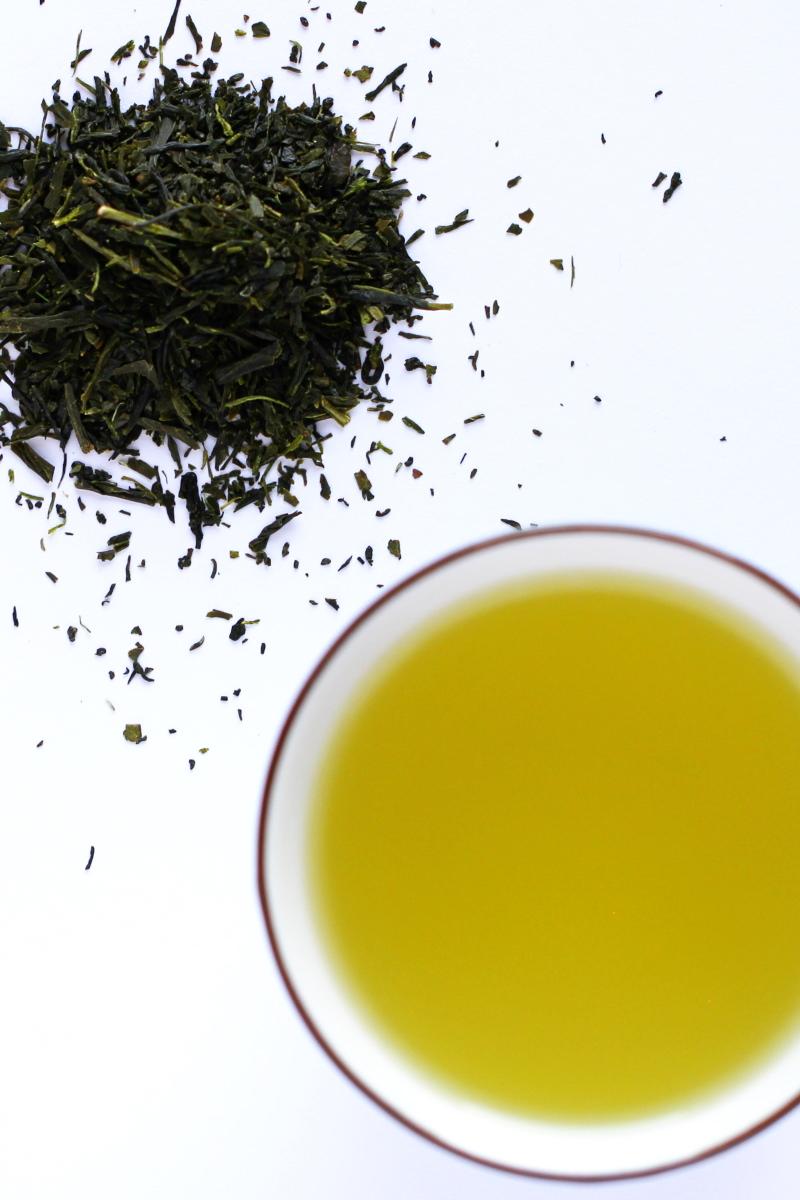 Japanischer Tee Sencha