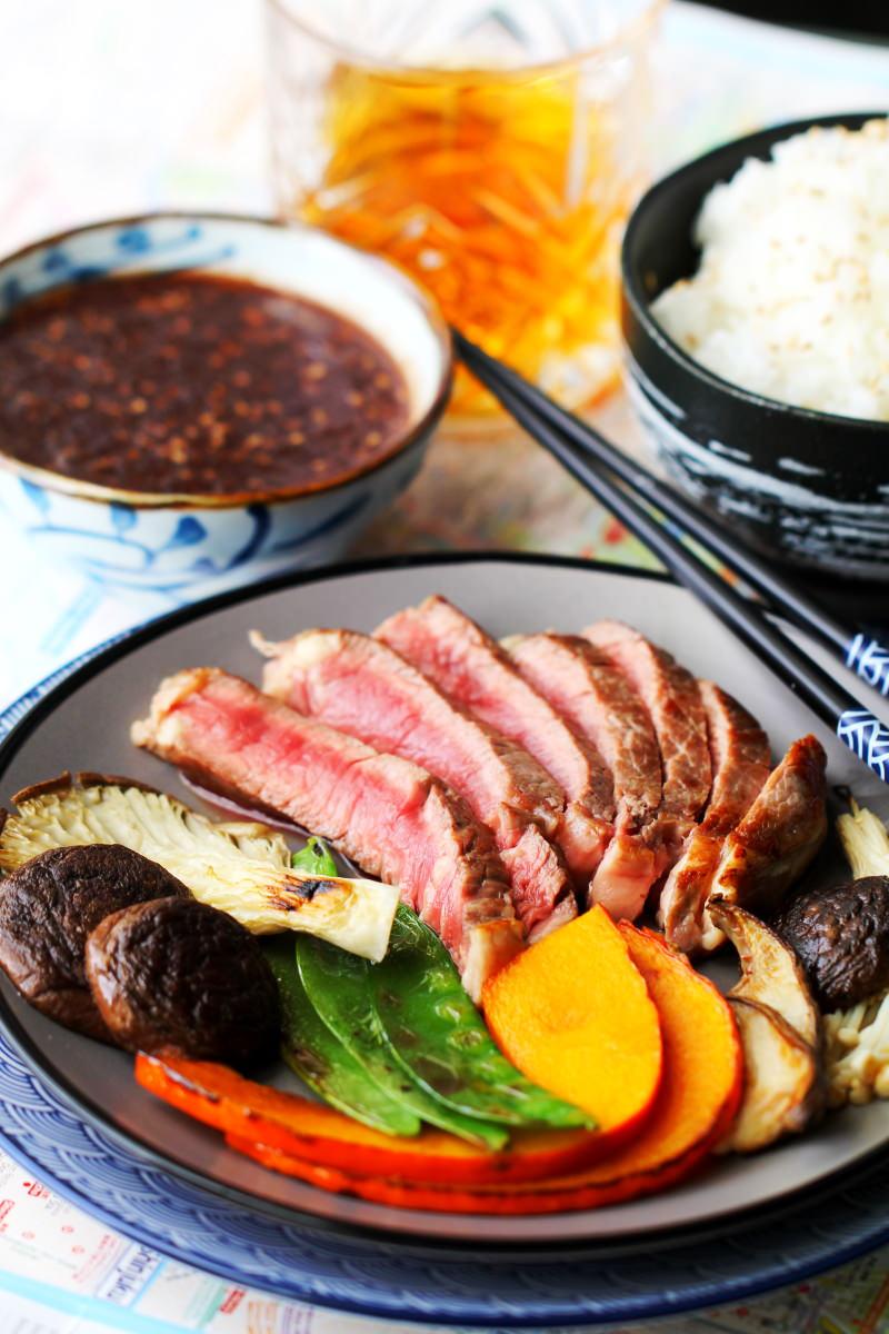 Teppanyaki Menü Rezeptbild