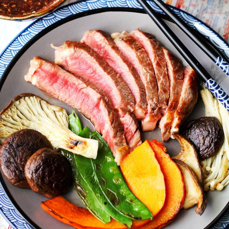 Teppanyaki Menü Schritt 10 Fertig