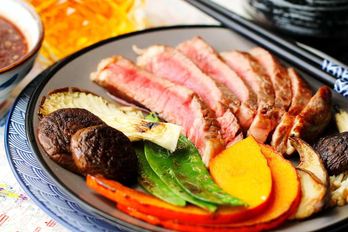 Teppanyaki Menü Titelbild