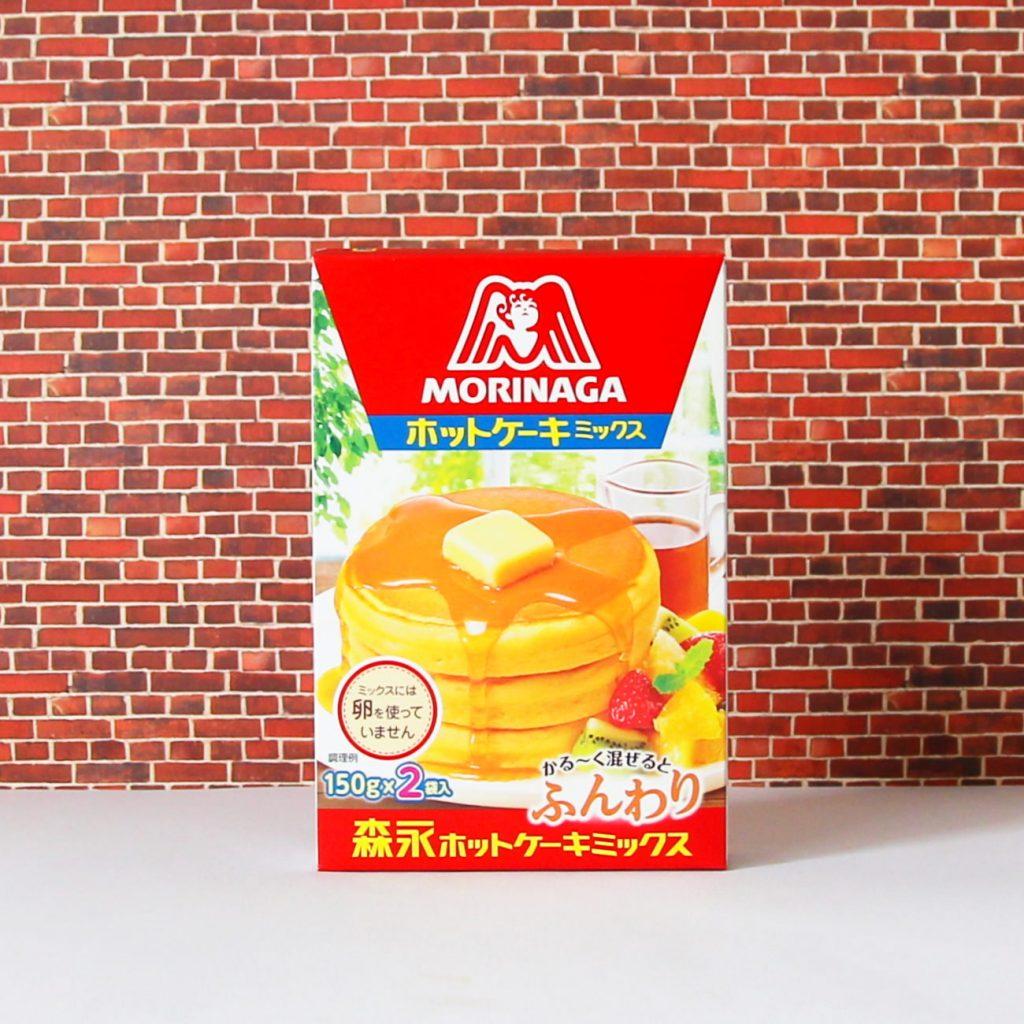 Hot Cake Mix von Morinaga.
