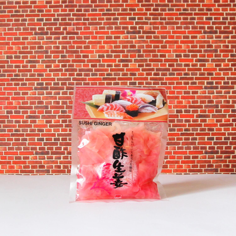 Sushi Ingwer von Endo.