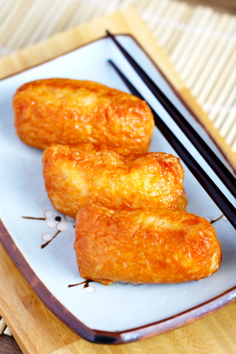 Inari Sushi Rezeptbild