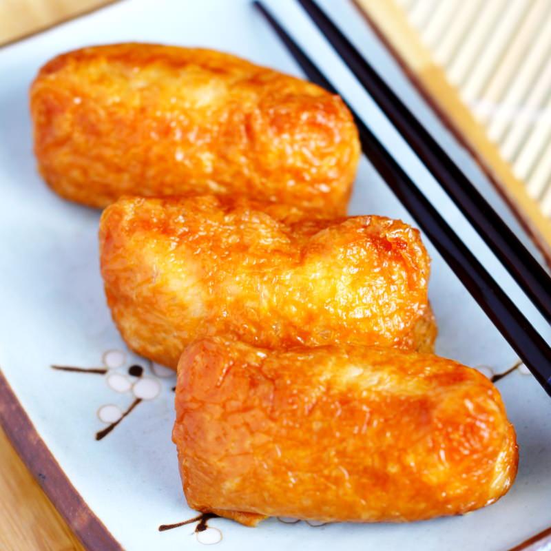 Inari Sushi Schritt 5 Fertig