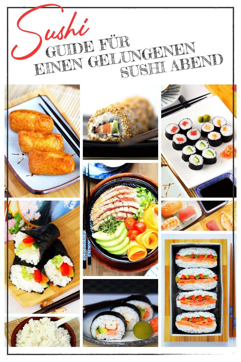 Sushi Einstiegsbild