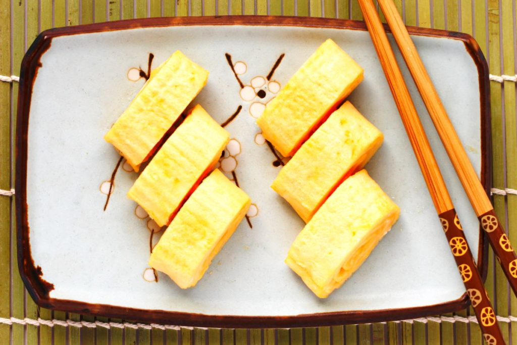 Tamagoyaki Titelbild